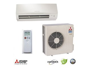 Selection of Mitsubishi Ductless System Components