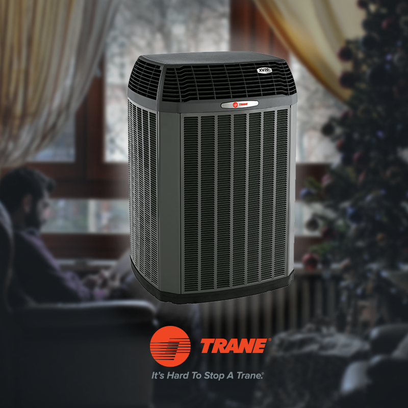 Residential HVAC Unit from Trane
